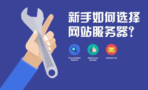 新手做京东客如何选择域名网站服务器源码?