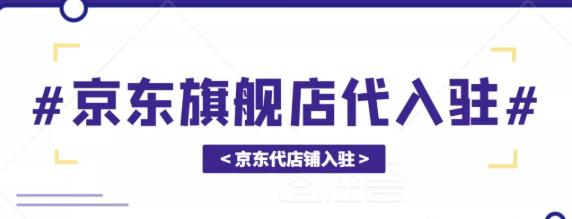 2020京东无货源店群主站如何入驻?京东店铺代入驻 第1张